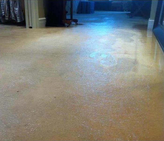 Water Damage – Chicago Home Before