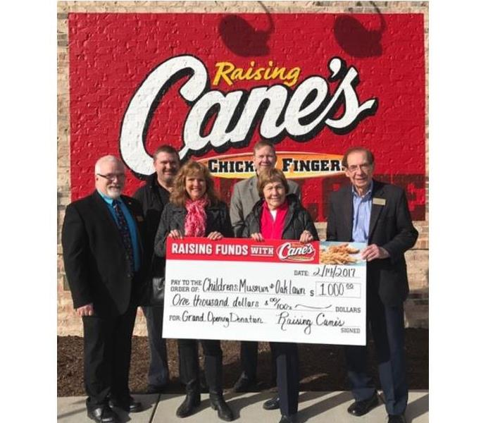 Local Business Supports The Children's Museum in Oak Lawn