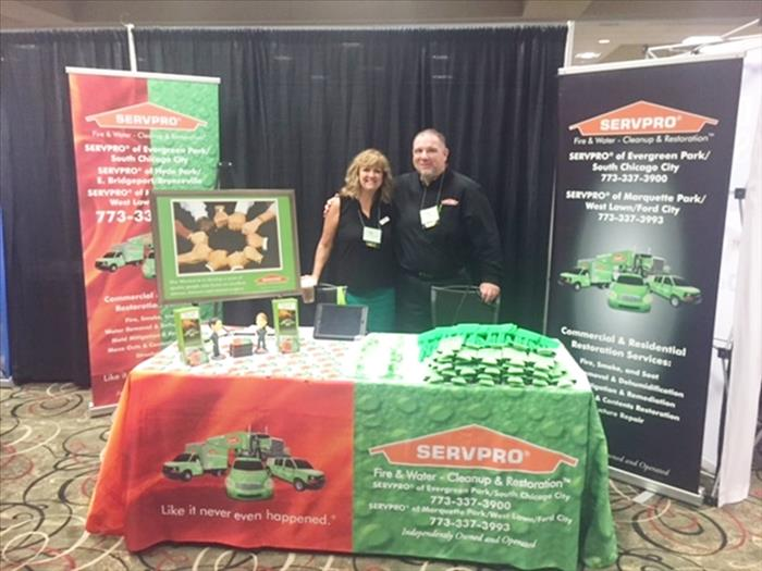 Property Managers, Associations, and SERVPRO Convene for Informational Exchanges
