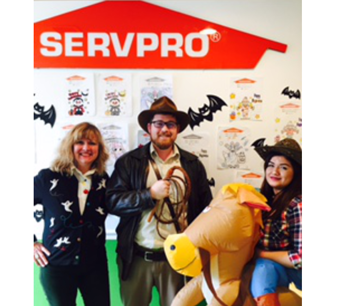 SERVPRO's Annual Halloween Coloring Contest
