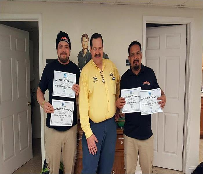 SERVPRO Employee Certification Training