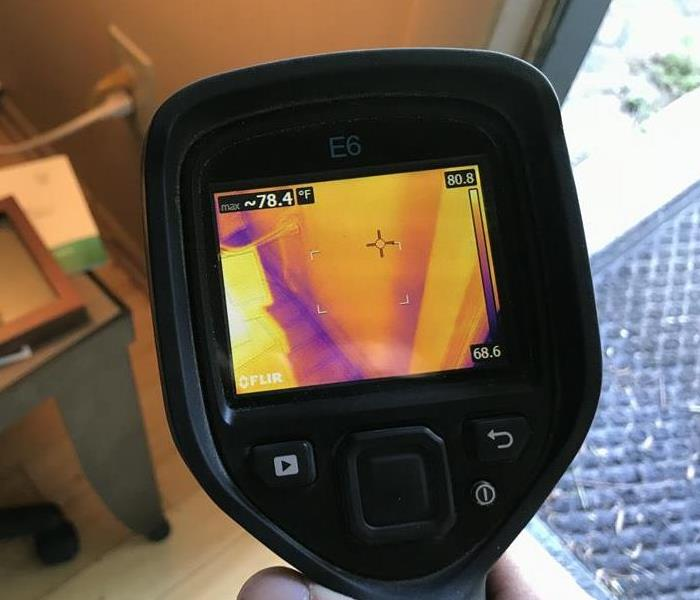 Water Damage Moisture Sensors Help Dry Structures After Water Damage in Chicago