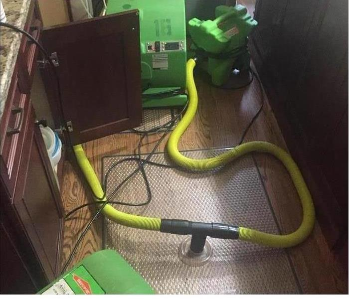 Why SERVPRO Our Team Takes All The Right Steps To Restore Your Chicago Home