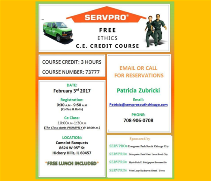 Community Free 3 Credit Hour Ethics CE Class for Illinois Insurance Professionals